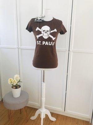 FC St. Pauli Fan T-Shirt Damen