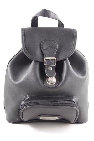 Federica Balducci Mini sac noir style décontracté