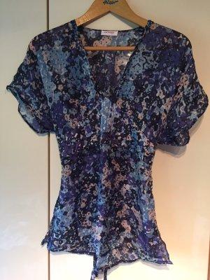 Federleichte Sommer Bluse/ Shirt Tunika Orsay gr S