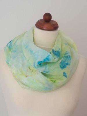 Handarbeit Silk Cloth multicolored silk