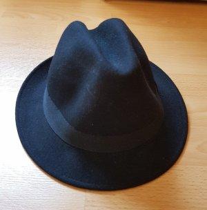 Lodenfrey Woolen Hat black wool