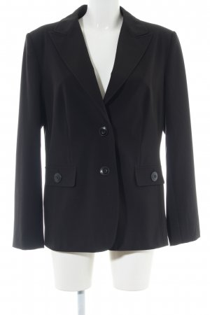 Feel Good Collection Jersey Blazer black business style