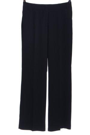Feel Good Collection Spodnie Marlena czarny W stylu biznesowym