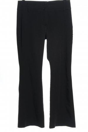 Feel Good Collection Stoffhose schwarz Business-Look