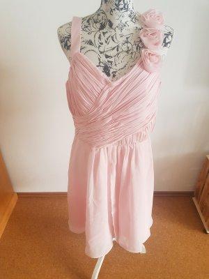 Ashley Brooke Robe de bal rose clair