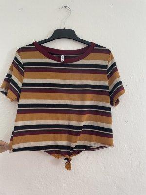 Fein strick tshirt