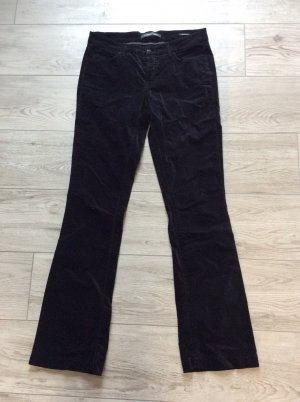 Cambio Jeans Corduroy Trousers black