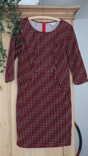 Boden Pencil Dress multicolored cotton