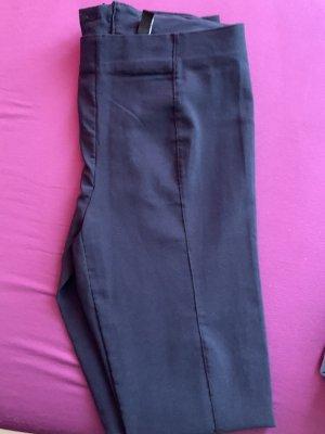 Kein Pantalone chino blu scuro-blu acciaio