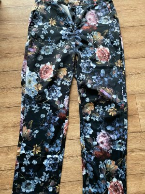 H&M Pantalon chinos multicolore