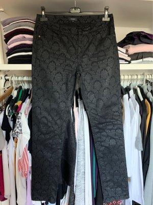 Manguun Jersey Pants black