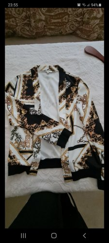 kimonos Jersey Blazer multicolored