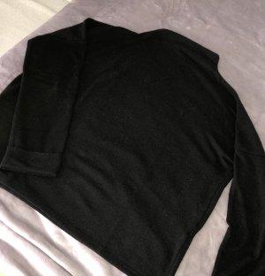 Takko Fine Knit Jumper black