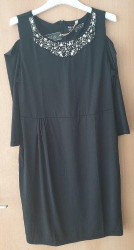 Feines Cold-Shoulder-Kleid