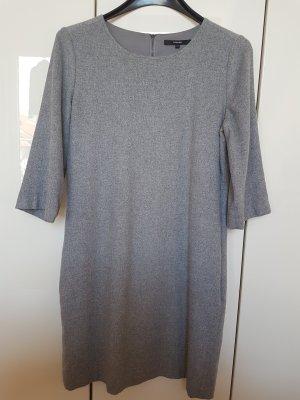 someday Vestito di lana grigio chiaro-grigio