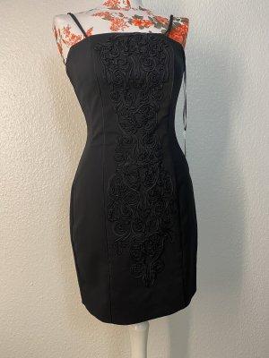 Feines Kleid von H&M, Neu mit Etikett, Größe S, Farbe Schwarz