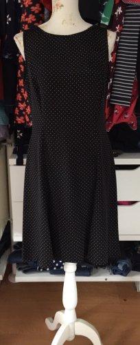Feines Laurel Sommerkleid aus Seide Punkte Polka dots