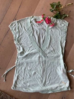 Puma Fine Knitted Cardigan mint