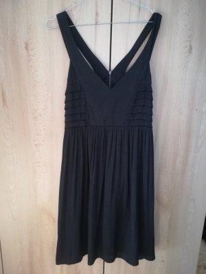 Promod Suknia wieczorowa czarny-w kolorze białej wełny
