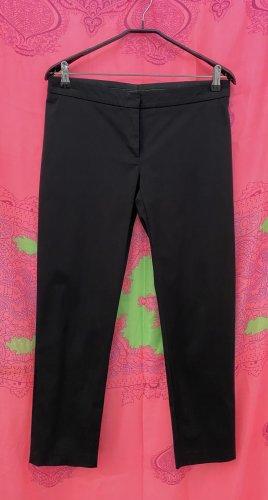 Patrizia Pepe Pantalon taille basse noir coton