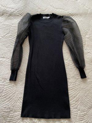 J&H Fashion Paris Robe Babydoll noir