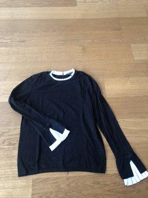 Esprit Wollen trui zwart-wit