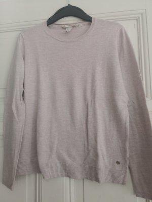 H&M L.O.G.G. Wełniany sweter różany