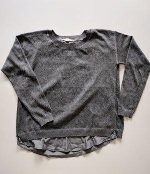 Feinstrick Pullover Esprit Grau, Gr. XS