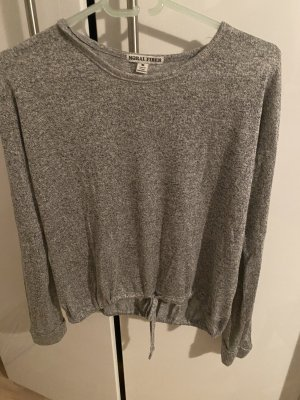 Tkmaxx Knitted Jumper silver-colored