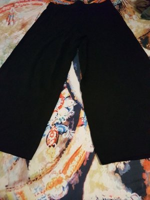 H&M 7/8-broek zwart Viscose