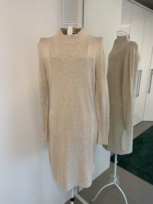 Esmara by Heidi Klum Robe en maille tricotées blanc cassé-crème