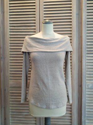 edc by Esprit Koszula typu carmen jasnobeżowy
