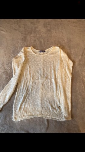 AJC Knitted Sweater cream