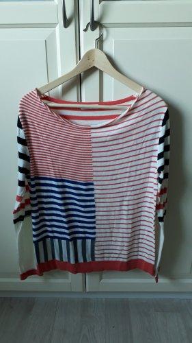 Promod Oversized Sweater multicolored
