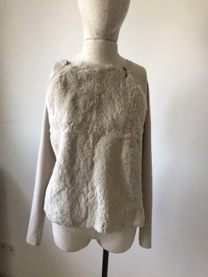 Max & Co. Fine Knit Jumper cream