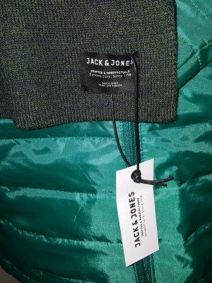 Jack & Jones Bufanda de lana verde bosque