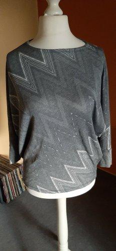 Made in Italy Camisa holgada multicolor