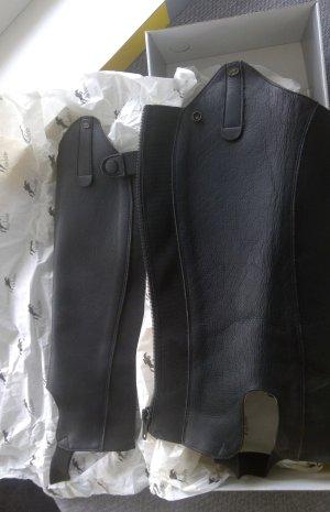Felix Bühler Riding Boots black leather