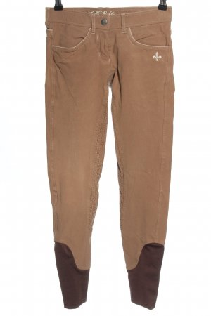 Felix Bühler Riding Trousers brown casual look