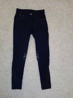 Felix Bühler Pantalon d'équitation bleu foncé polyester