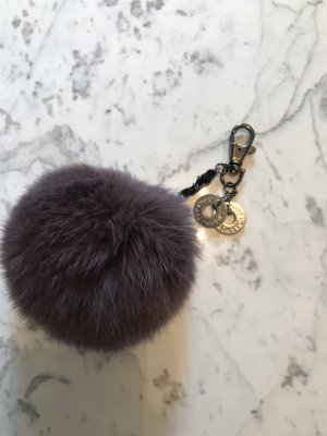 Oakwood Key Chain brown violet pelt