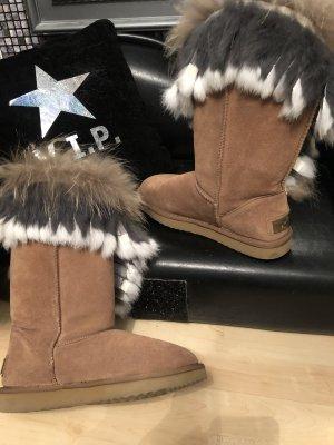 Buty śniegowe Wielokolorowy