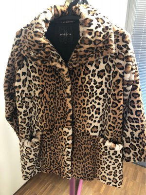 Ancora Fur Jacket multicolored
