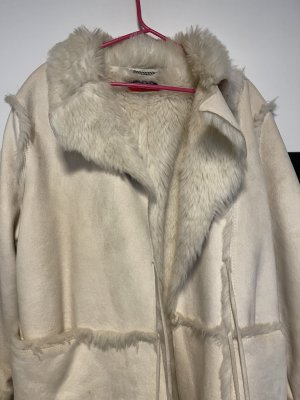 Fake Fur Jacket oatmeal-cream