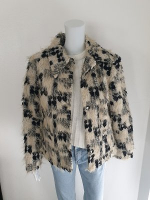 Joye & Fun Fake Fur Jacket multicolored