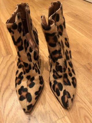 Hallhuber Futrzane buty Wielokolorowy
