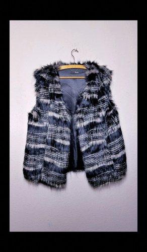 Biba Fake Fur Jacket multicolored