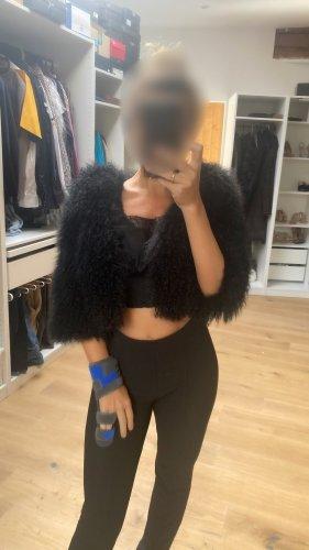 Apart Short Jacket black