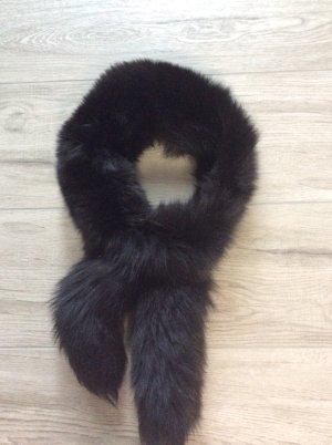Sciarpa nero