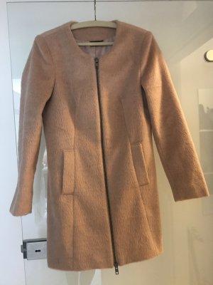 b.p.c. Bonprix Collection Fake Fur Coat multicolored
